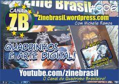 Canal ZB #006 - Quadrinhos e Arte Digital