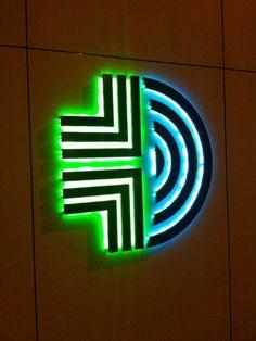 Le logo de la pharmacie de nuit