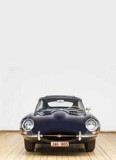 Jaguar E-Type (1967)