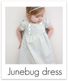 Junebug dress (Tutorial)