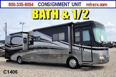 Used Holiday Rambler RV for Sale- 2007 Holiday Rambler Ambassador (40DFT) bath & 1/2 RV with 3 slides including 1 full wall and 36,069 miles.  http://www.buyandsellrvs.com/rv/for-sale/1123363/