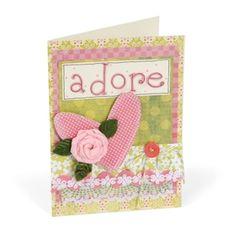 Adore Heart Card