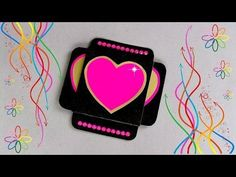 DIY - FOUR-SIDED SLIDER CARD - TUTORIAL / DIY CARDS - YouTube