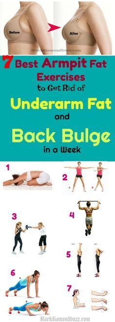 If you are looking for the best armpit fat exercises to get rid of underarm fat and back bulge, you are in the right place. The best 7 armpit fat exercises to get rid of underarm fat and back bulge will solve this problem fast and efficiently. Fitness Workouts, Fitness Motivation, Easy Workouts, Fitness Diet, Health Fitness, Health Exercise, Exercise Motivation, Sport Motivation, Arm Pit Fat Workout