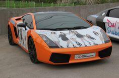 Dal Shabet promotes 'Bang Bang' with Lamborghini sports cars #allkpop #kpop #BigBang
