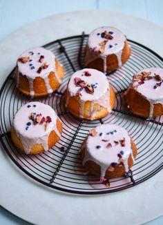 Ispahan Yoghurt Cakes | Patisserie Makes Perfect