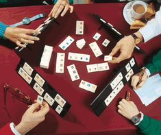 """Rummikub:  aka Rummy-O, Rummycube, Rummyking, """"Rummy-Q"""", Tile rummy and Rummy Tile -- is a tile-based game for 2-4 players, invented in the 1940s by Ephraim Hertzano.  Israel's #1 export game combines elements of rummy, dominoes, mahjong and chess. Rummikub is now out of the box and online at http://rummikub.com/, bringing people from all around the world together to play."""