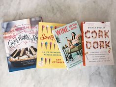 Win these amazing sweet reads and more!