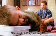 """His natural curiosity about things would be super precious and endearing. 