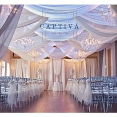 The Crystal Ballroom: Orlando Wedding Venues | Banquet Halls | Parties
