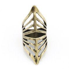 Vintage Style Tribal Shield Ring by Shine Accessories Korean Accessories, Jewelry Accessories, Steampunk Nails, Choker, Armor Ring, Nail Ring, Golden Ring, Bohemian Rings, Cute Rings