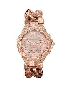 Michael Kors Bracelet Watch #bijoux, #bijouxfantaisiefemme, #montresfantaisies, #montresfemme