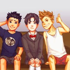 Smol lawyers and Larry >>> AND LARRY guys this will be a meme now make it one