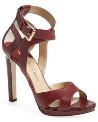 Paul Andrew | 'aeron' Ankle Strap Sandal |  Lyst