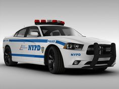 dodge charger police cars NYPD Finest