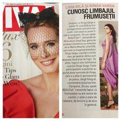 Revista VIVA! vorbeste BEAUTYish in numarul de octombrie, intr-un minunat material despre dragele noastre prietene Livia Dila si Kinga Varga Brand . Multumim!