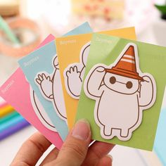 1PC Fresh white doll series notepad post it Kawaii design memo pad sticky note School memos supplies office escolar (tt-2406)
