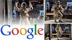 The 8 Companies Behind Google's Robot Army By Chandra Steele December 16, 2013