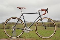 Temple Cycles - Adventure Bike - Steel Cyclocross Tour