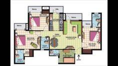 Amrapali Silicon City 2/3/4 BHK Apartments Noida Extension
