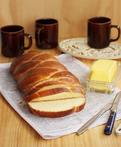 Swedish Vanilla Bread