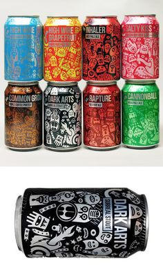 Beer label design the explosion of craft beer and branding styleYou can find Beer labels and more on our website.Beer label design the explosion of craft beer and branding style Beer Packaging, Beverage Packaging, Packaging Design, Packaging Ideas, Les Doodle, Energy Drinks, Craft Beer Labels, Craft Beer Brands, Beer Crafts