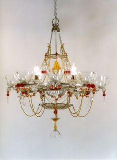 tea cup and chanaliers photos | TEACUP CHANDELIER | Chandelier Online