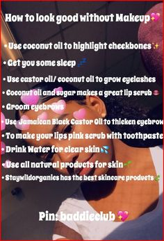 Skin Care Tips For Acne. Searching for the finest, tried and true skin care tips. Skin Care Tips F Beauty Care, Beauty Skin, Diy Beauty, Natural Beauty Tips, Natural Makeup, Beauty Hacks For Teens, Beauty Life Hacks, Beauty Tips And Tricks, Life Hacks Acne