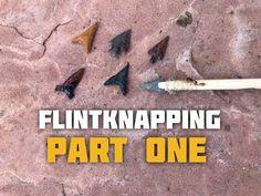 YouTube Off Grid Survival, Flint Knapping, Making Glass, Weapons, Youtube, Weapons Guns, Guns, Weapon, Youtubers