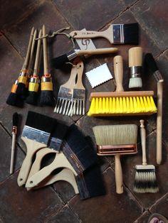 #pensler #brushes #paintbrushes #tibberuphoekeren #smallshopkeeper