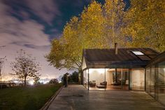 PROD_House_of_four_houses_south_night_view1.jpg