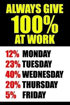 The truth about work for 99.9999999% of everybody