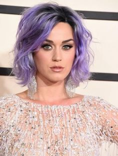 Purple hair color is not the most natural hair color out there like lets say brown, but it is slowly gaining popularity and is no longe...