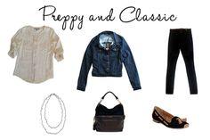 Preppy & Classic   Every Style, Every Wear: Denim Jacket   Taim Boutique