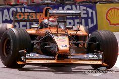 Jos Verstappen, Arrows at Monaco GP High-Res Professional Motorsports Photography Car 15, Formula 1 Car, Racing Team, Motogp, Le Mans, Grand Prix, Cars And Motorcycles, Monaco, Race Cars