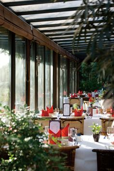 The Orchard's healthy brunch buffet (set in a beautiful orchard in Hegezhuang) is possible the best in Beijing