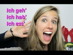 German Everyday Language: Shortened Verbs! - YouTube