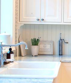 Home by Caroline Decor, Interior, Home, Kitchen Cabinets, Cabinet, Kitchen, Sink, Kitchen Living
