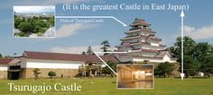 Welcome to Tsurugajo Castle, Oyakuen