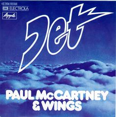 Paul McCartney & Wings: Jet. Wings Albums, Wings Over America, The Beatles 1, Paul Mccartney And Wings, Apple Records, Band On The Run, Cd Cover, Ringo Starr, George Harrison