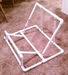Picture of double guitar amp stand