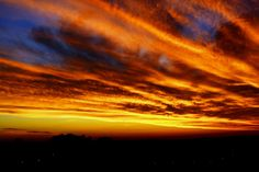 Colors in the sunset Photo by Marcus Oliveira — National Geographic Your Shot