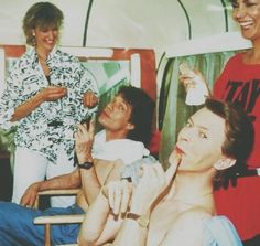 Jagger and Bowie :')