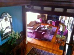 Our house in Concord Ma.....de-cluttered and ready for sale.