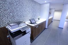 Document centres provide you with the ability to print, scan, copy or fax using our Ricoh printers.