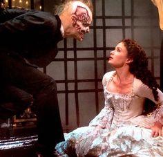 Hugh Panaro and Sierra Boggess Broadway Theatre, Phantom 3, Phantom Of The Opera, Musical Theatre, Musicals Broadway, Love Never Dies Musical, Music Of The Night, Girl Pictures, Musicals