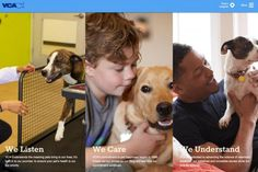 Mars Takes a Bigger Bite of Pet Care Industry with VCA deal  Candy giant Mars Inc., facing a slowdown in packaged food, is making a bigger bet on a booming industry: pet care. The maker of M&Ms and Snickers agreed to buy the animal-hospital chain VCA Inc. for about $7.7 billion on Monday -- not including debt...