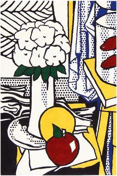 Vintage Roy Lichtenstein Rug 48095 Main Image - By Nazmiyal