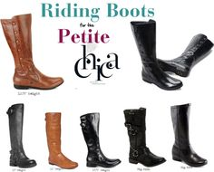 Riding Boots for Petite Women