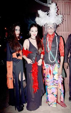 Celebs at Halloween party of Rocky S. #Bollywood #Fashion #Style #Beauty